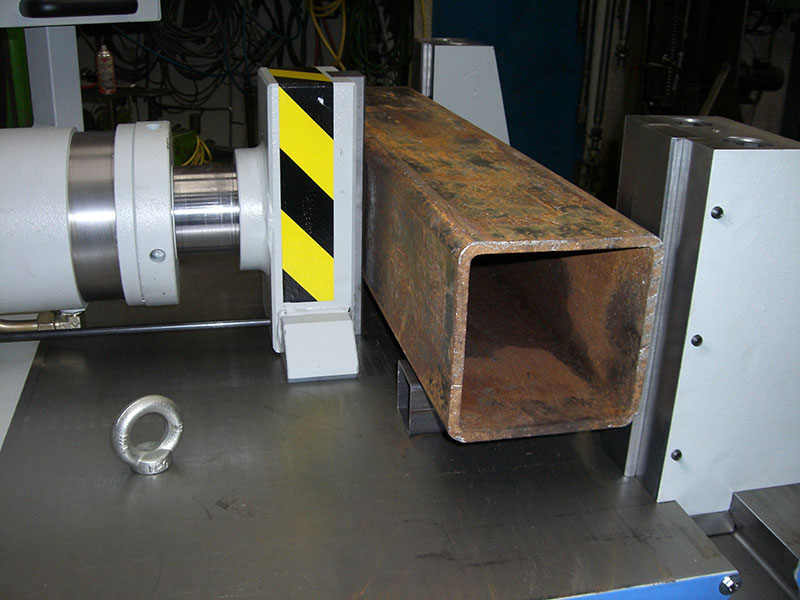 Hydraulische Pressen – Sonder-Richt- und Biegepressen