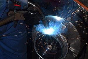 Maschinenbau – Schweißtechnik