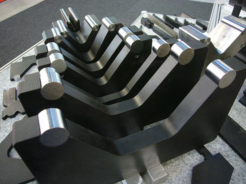 Abkantwerkzeuge – Rollenmatrizen