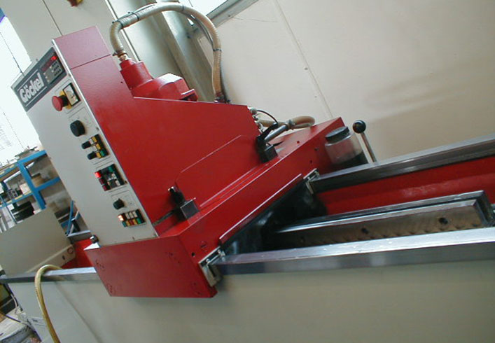 Maschinenmesser