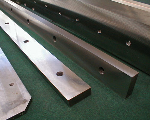 Maschinenmesser – Neue Tafelscherenmesser