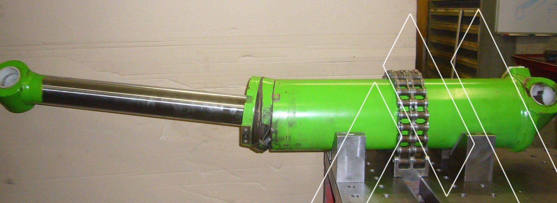Hydraulikzylinder Reparatur – Alle Zylindertypen schnell wieder funktionstüchtig